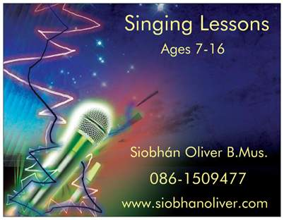 Singing Lesson In Woking